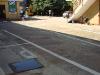 Ampio parcheggio